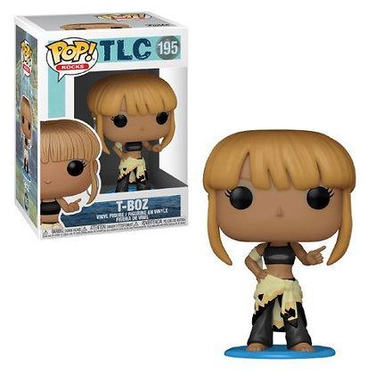 TLC T-Boz Pop! Vinyl Figure