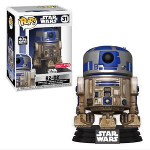 Star Wars R2-D2 (Dagobah) Pop! Vinyl Figure