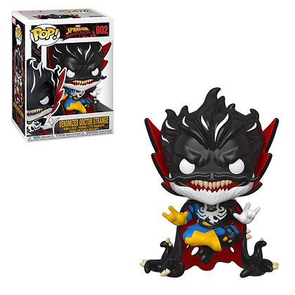 Marvel Venomized Doctor Strange Pop! Vinyl Figure