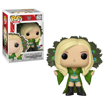 WWE Charlotte Flair Pop! Vinyl Figure