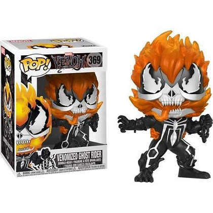 Marvel Venomized Ghost Rider Pop! Vinyl Figure