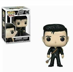 Johnny Cash in Black Pop! Vinyl Figure
