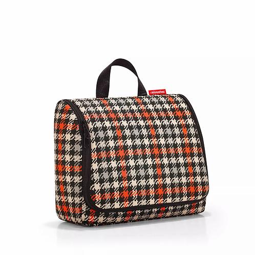 Reisenthel WO3068 - toiletbag XL glencheck red