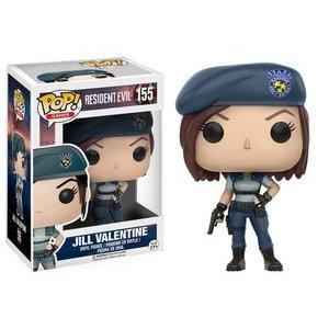 Pop! Vinyl Pop! Games Resident Evil Jill Valentine