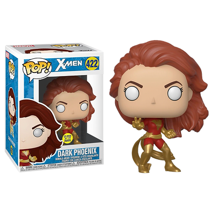 Marvel Dark Phoenix (Action Pose) (Glow In The Dark) Pop! Vinyl Figure