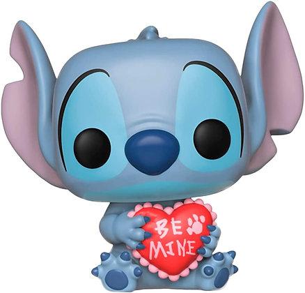 Disney Stitch Valentine Pop! Vinyl