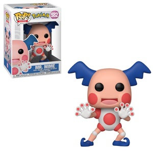 Pokemon Mr. Mine Pop! Vinyl Figure