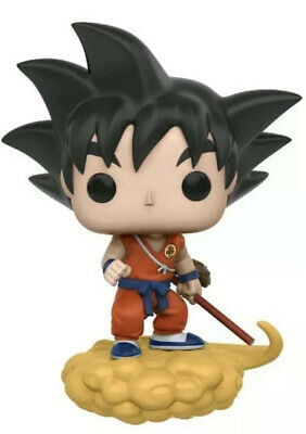 Dragon Ball Goku with Flying Nimbus in Orange Pop! Vinyl Figure