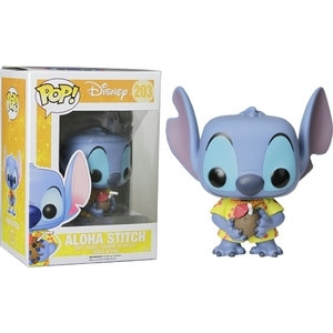 Disney Aloha Stitch Pop! Vinyl