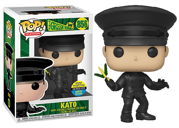 The Green Hornet Kato Pop! Vinyl Figure