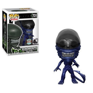 Xenomorph Blue Metallic Pop! Vinyl Figure