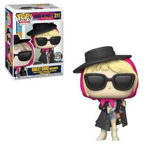 DC Birds of Prey Harley Quinn Incognito Pop! Vinyl Figure