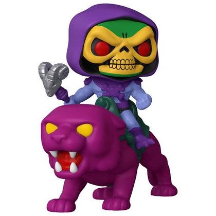 Master of Universe Skeletor on Panthor Pop! Vinyl Figure
