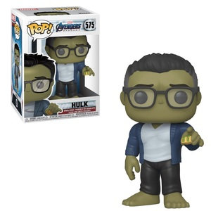 Marvel Avengers Endgame Hulk with Tacos Pop! Vinyl Figure