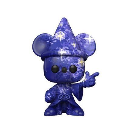 Disney Sorcerer Mickey (Starry Sky) (Art Series) Pop! Vinyl Figure
