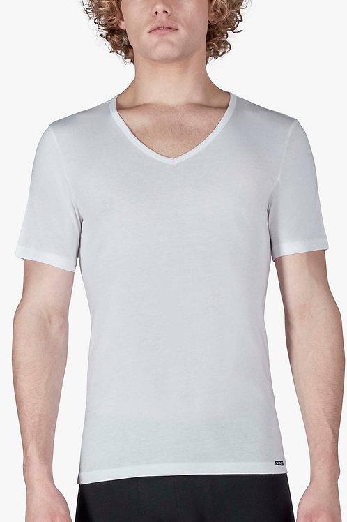"""Skiny Herren V-Shirt kurzarm 2er Pack """"Every Day In Shirt Multipack"""""""