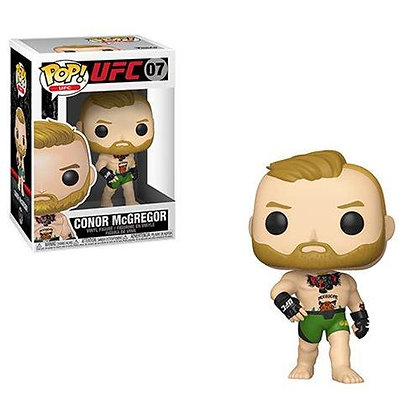 UFC Conor McGregor (Green Shorts) Pop! Vinyl Figure