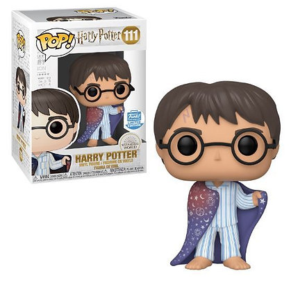 Harry Potter in Invisibility Cloak Pop! Vinyl Figure