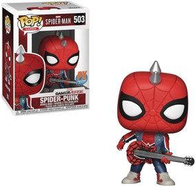 Marvel Spider-Punk Pop! Vinyl