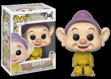 Disney Snow White Dopey Pop! Vinyl Figure