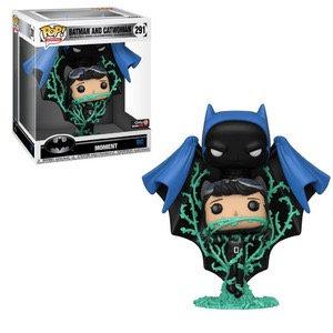 DC Comics Batman and Catwoman Movie Moment Pop! Vinyl Figure