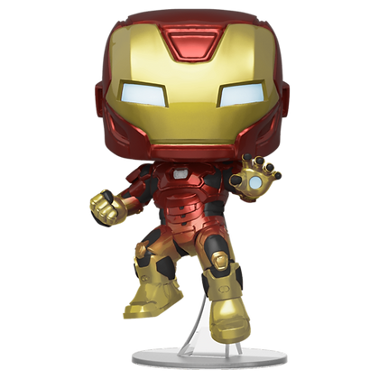 Marvel Iron Man (Avengers Game) (Action Pose) Pop! Vinyl Figure