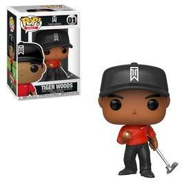 Tiger Woods Pop! Vinyl Figure