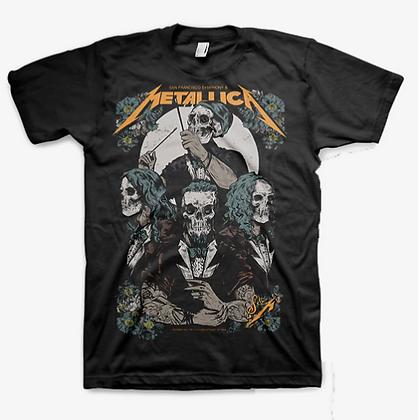 Metallica San Francisco Symphony S&M2 T-Shirt - Unisex
