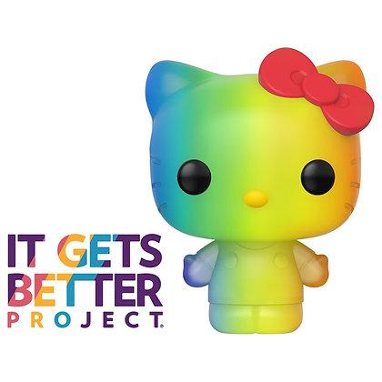 Rainbow Hello Kitty Pop! Vinyl Figure