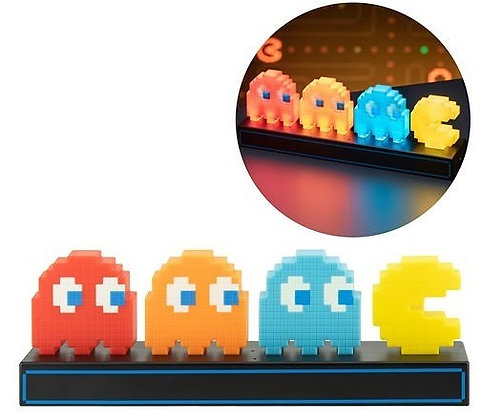 Pac-Man and Ghosts Large Icon Light