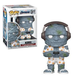 Marvel Avengers Endgame Gamer Korg Pop! Vinyl Figure