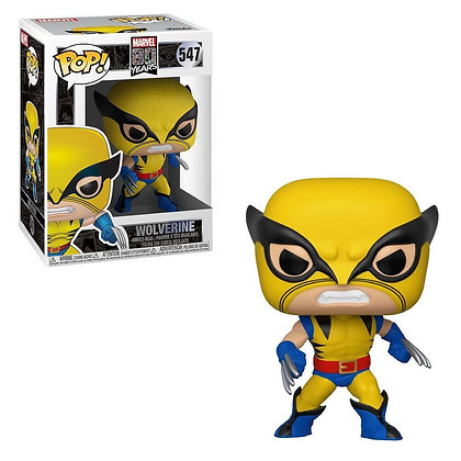 Marvel X-Men Wolverine First Appearance Pop! Vinyl Figure