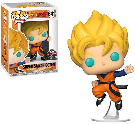 Dragon Ball Z Super Saiyan Goten Pop! Vinyl Figure