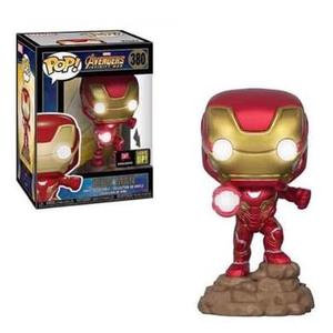 Light Up Iron Man Pop! Vinyl Figure