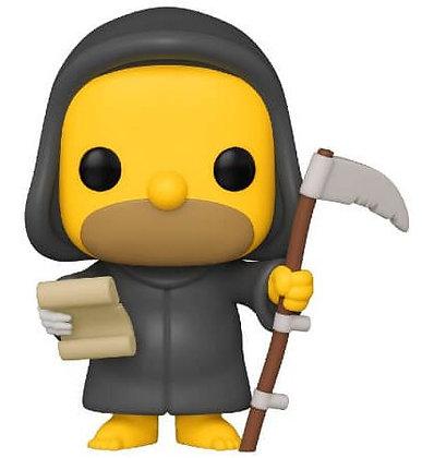 The Simpsons Reaper Homer Pop! Vinyl Figure