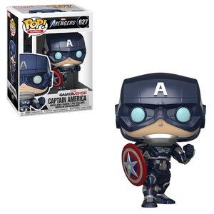 Marvel Games Captain America (Avengers Game) Pop! Vinyl Figure