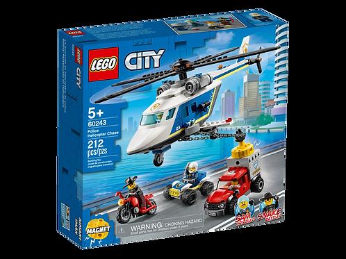 LEGO® 60243 - Verfolgungsjagd mit dem Polizeihubschrauber