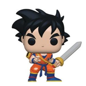Dragon Ball Z Gohan with Sword Pop! Vinyl Figure