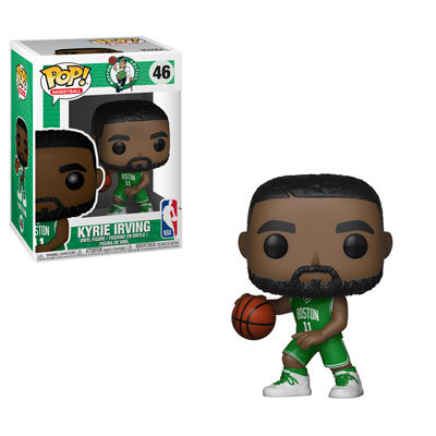 NBA Kyrie Irving (Boston Celtics) Pop! Vinyl Figure