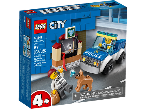 LEGO® 60241 - Polizeihundestaffel