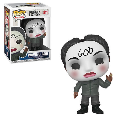Purge Anarchy Waving God Pop! Vinyl Figure