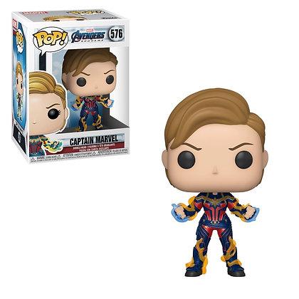 Marvel Captain Marvel Pop! Vinyl Figure