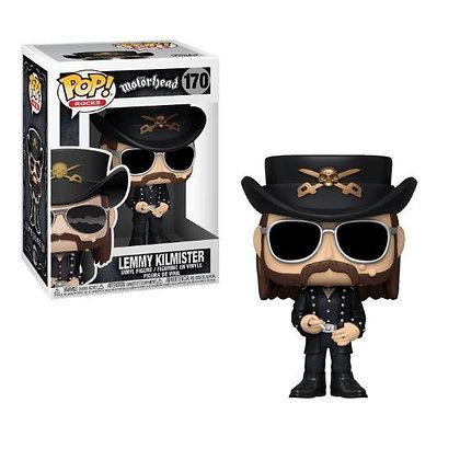 Motorhead Lemmy Kilmister (Cigarette) Pop! Vinyl Figure