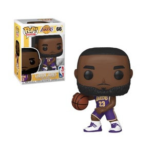 LeBron James Pop! Vinyl Figure