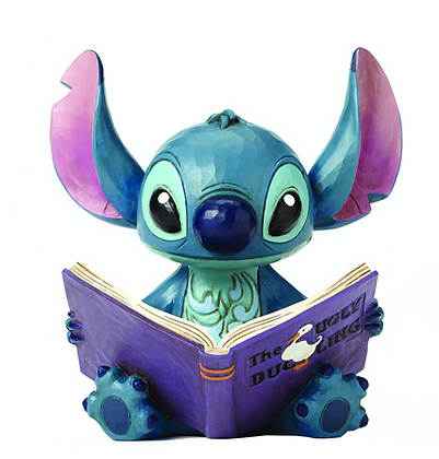 Enesco Stitch with Storybook