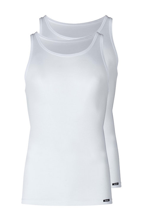 Skiny Herren Tank Top 2er Pack Shirt Collection