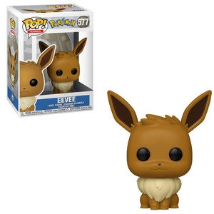 Pokemon Eeeve Pop! Vinyl Figure