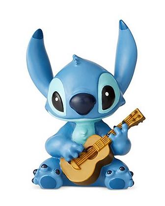 Stitch with guitar