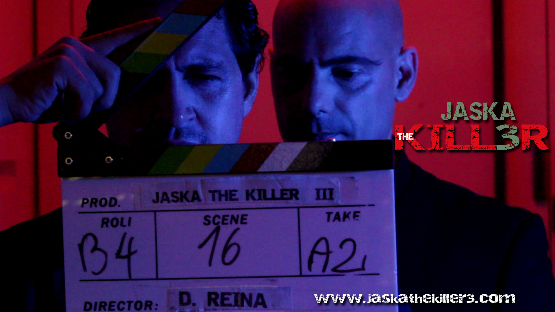 Jaska The Killer III - Darwin Reina