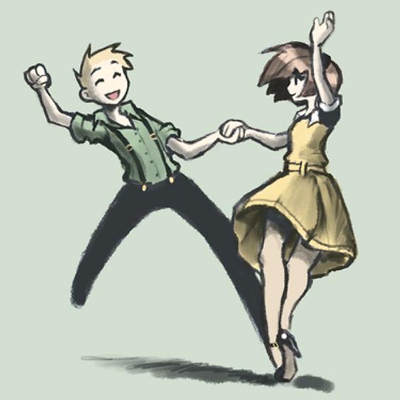 Sock Hop Dance Party